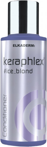 Elkaderm Keraphlex #Ice_Blond Conditioner