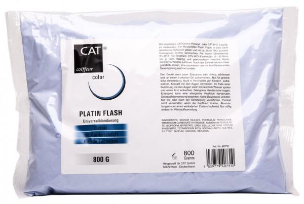 CAT Platin Flash Blondierung