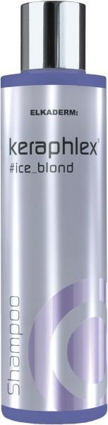 Elkaderm Keraphlex #Ice_Blond Shampoo