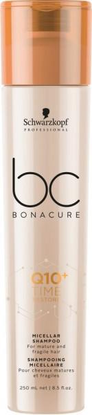 Schwarzkopf BC Q10 Time Restore Ageless Micellar Shampoo