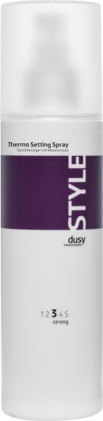 Dusy Thermo Setting Spray