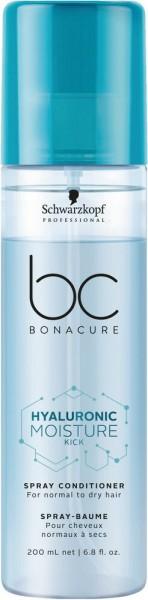 Schwarzkopf BC Hyaluronic Moisture Kick Spray Conditioner