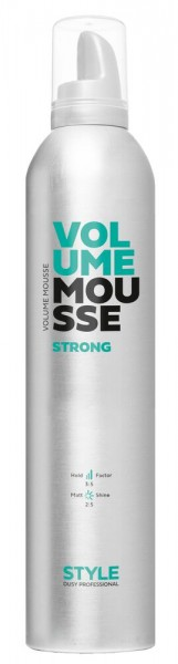 Dusy Style Volume Mousse Strong