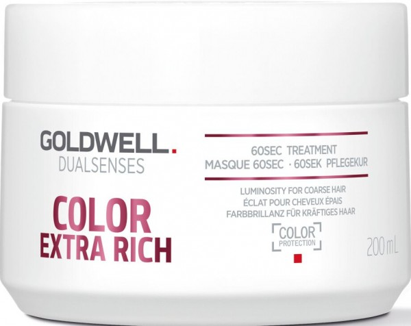 Goldwell Dualsenses Color Extra Rich 60 sec. Treatment