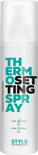 Dusy Style Thermo Setting Spray