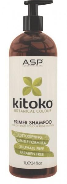 A.S.P Kitoko Botanical Colour Primer Shampoo