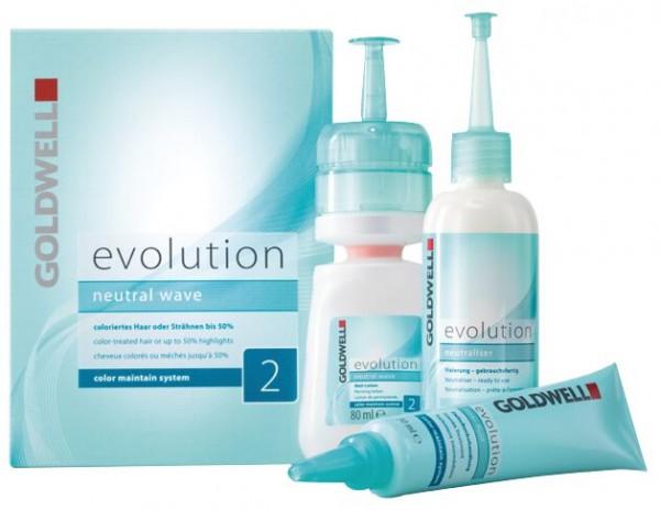 Goldwell Evolution Dauerwellen-Set 2