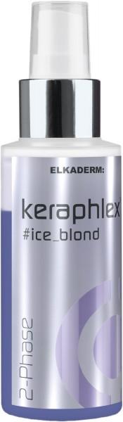 Elkaderm Keraphlex #Ice_Blond 2-Phasen-Kur