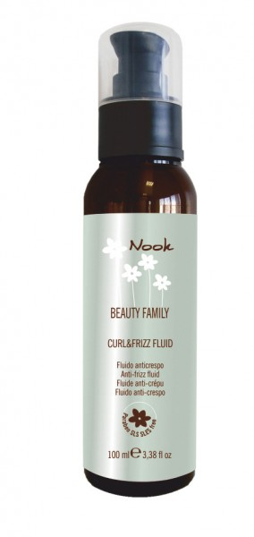 Nook Beauty Family Curl & Frizz Fluid