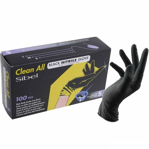 Sibel Nitril Handschuhe Puderfrei M