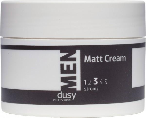Dusy Men Matt Cream