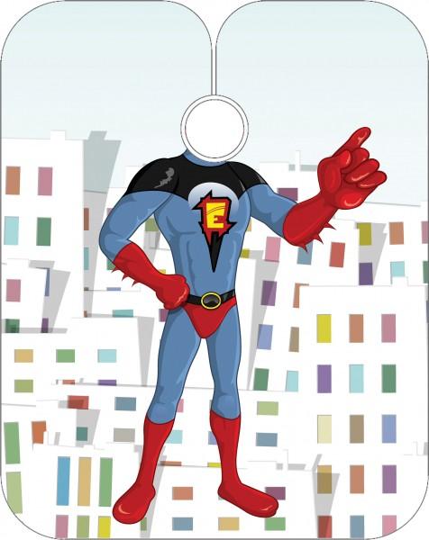 Trend Design Kinderumhang Space Heroes