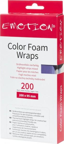 Emotion Color Foam Wraps
