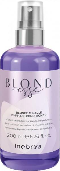 Inebyra Blondesse Blonde Miracle Bi-Phase Conditioner