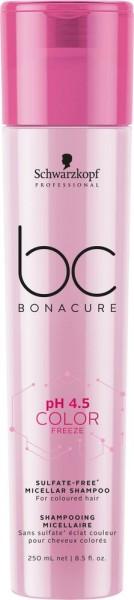 Schwarzkopf BC Color Freeze Sulfate Free Micelllar Shampoo