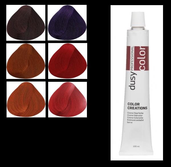 Dusy Color Creations Rot- und Kupfertöne