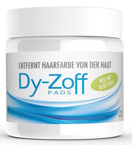 Dy-Zoff Haarfaben-Entferner Pads