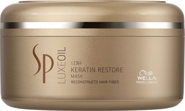 Wella SP Luxeoil Keratin Protect Mask
