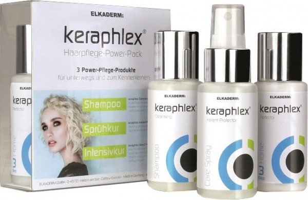 Elkaderm Keraphlex Power Pack