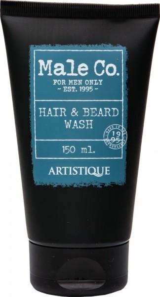 Artistique Male Co. Hair & Beard Wash