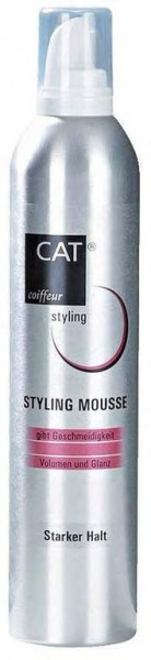 CAT Styling Mousse starker Halt