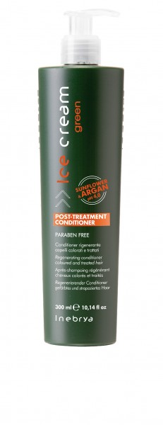 Inebrya Ice Cream Green Post Treatment Conditioner