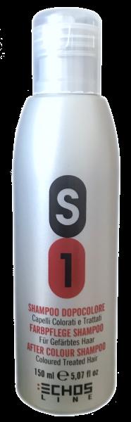 Echosline S1 After Color Shampoo Reisegröße