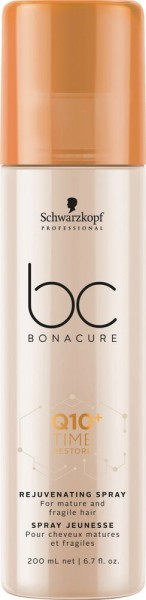 Schwarzkopf BC Q10 Time Restore Ageless Rejuvenating Spray Conditioner