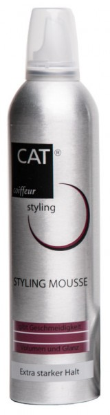 CAT Styling Mousse extra starker Halt