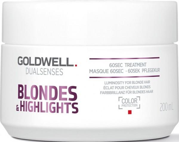 Goldwell Dualsenses Blondes & Highlights 60 sec. Treatment
