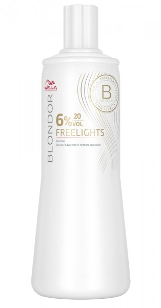 Wella Freelights Oxidationsmittel