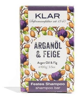 Klar Seifen festes Shampoo für trockenes Haar