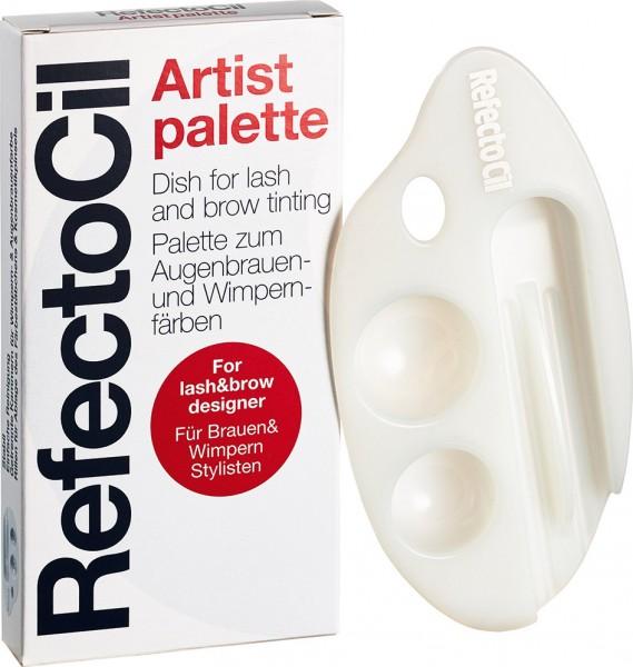 Refectocil Wimpern- und Augenbrauenfärbeschale Farbpalette