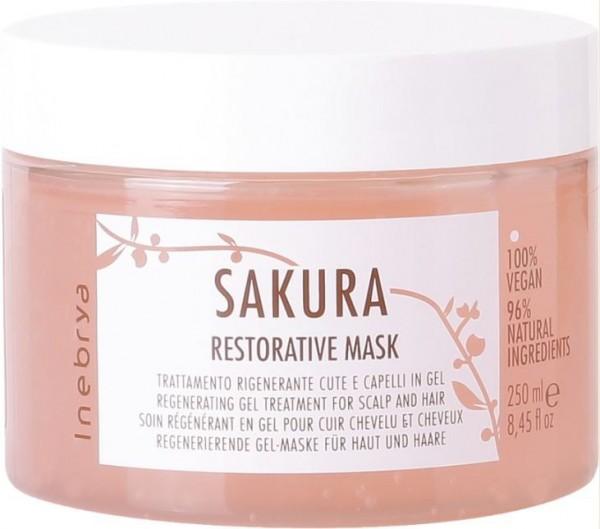 Inebrya Sakura Regenerative Maske