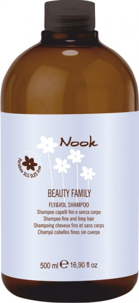 Nook Beauty Family Fly & Vol Shampoo