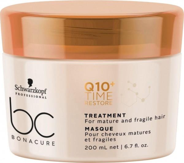 Schwarzkopf BC Q10 Time Restore Ageless Taming Treatment