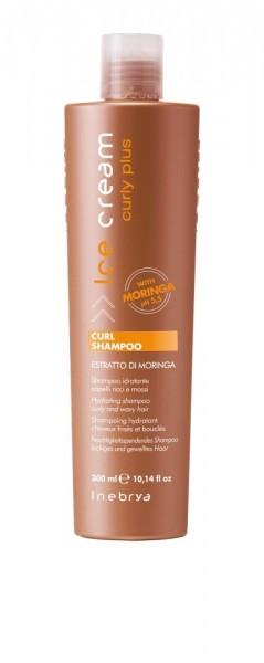 Inebrya Ice Cream Curly Shampoo