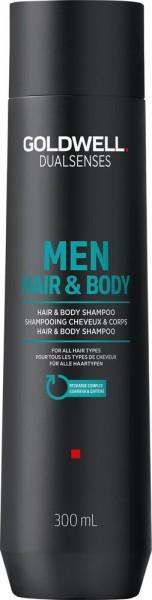Goldwell Dualsenses For Men Hair & Body Shampoo
