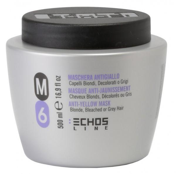 Echosline M6 Anti-Gelbstich Maske