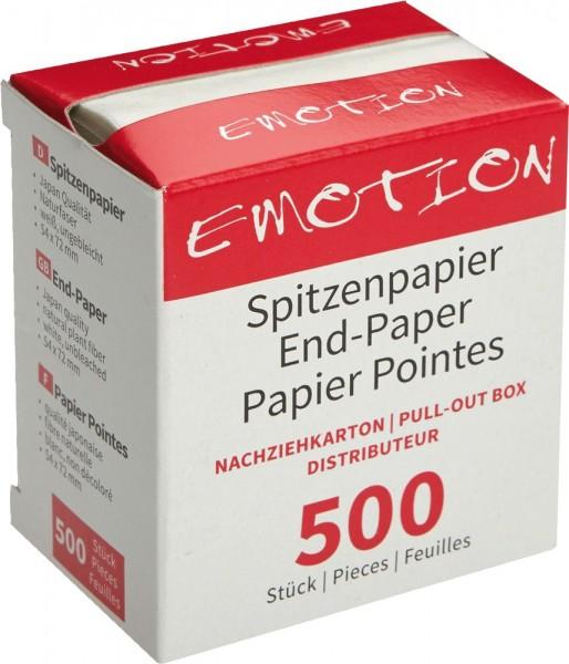 Emotion Spitzenpapier