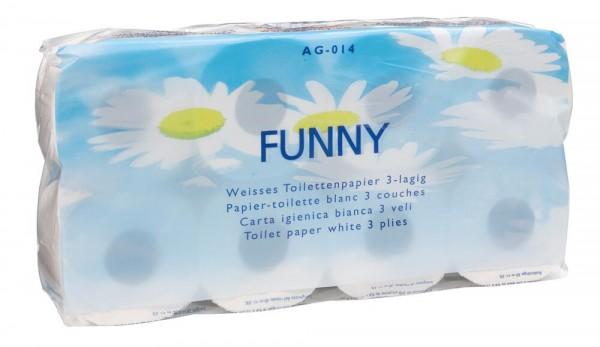 Funny Toilettenpapier 3-lagig