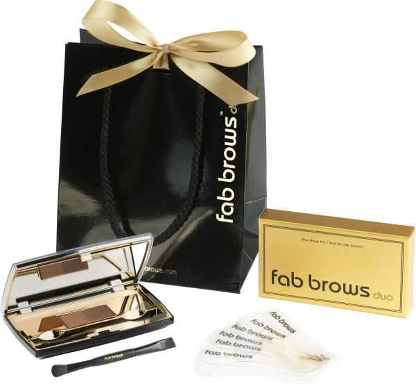 Fab Brows Duo Kit