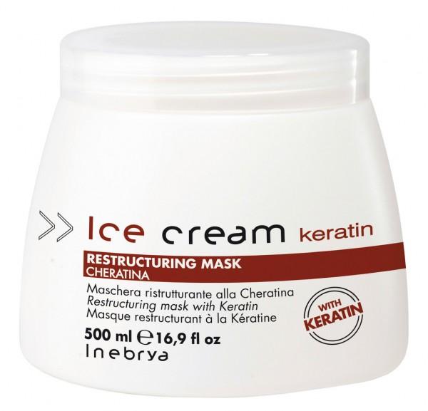Inebrya Ice Cream Keratin Restructuring Mask