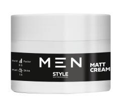 Dusy Style Men Matt Cream