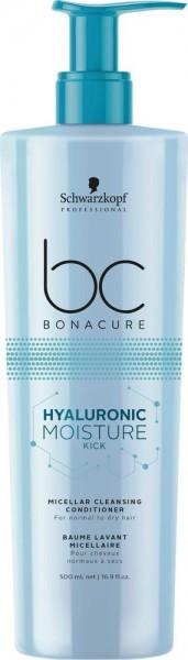 Schwarzkopf BC Hyaluronic Moisture Kick Micellar Cleansing Conditioner