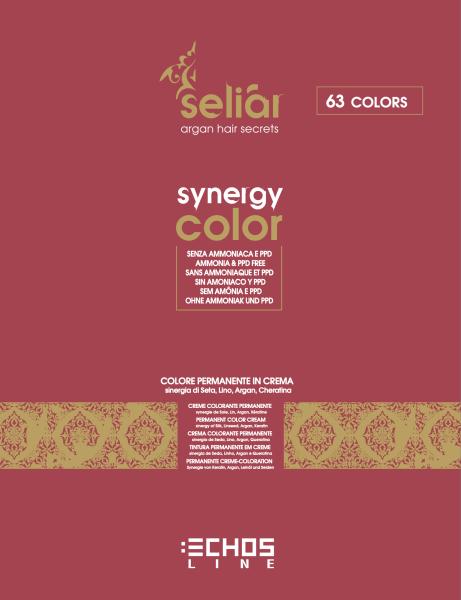 Echosline Seliàr Synergy Color Farbkarte