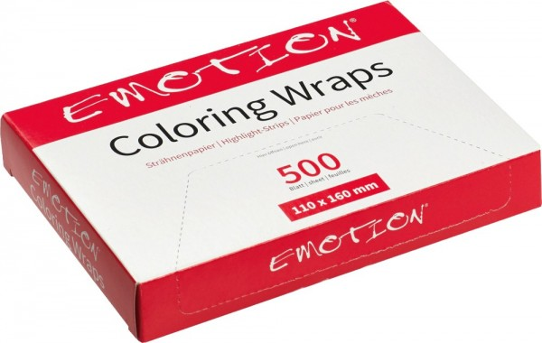 Emotion Coloring Wraps