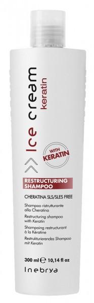 Inebrya Ice Cream Keratin Restructuring Shampoo