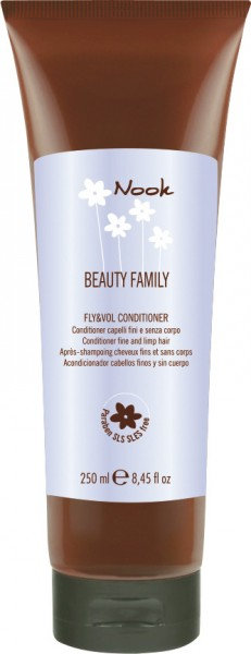 Nook Beauty Family Fly & Vol Conditioner