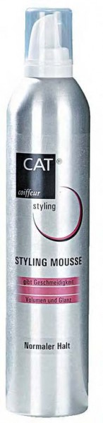 CAT Styling Mousse normaler Halt
